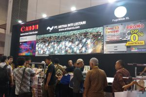 Exhibition World Digital Print 2019